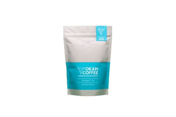 Okapi Espresso Blend - Fresh Roasted Specialty Coffee Beans